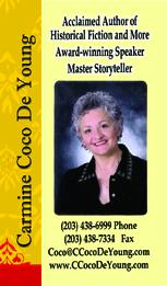 Speaker Business Card Carmine Coco De Young