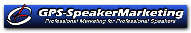 gps-SpeakerMarketing.com Professional Marketing Professional Speakers