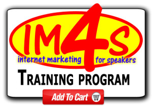 Internet Marketing 4 Speakers Training