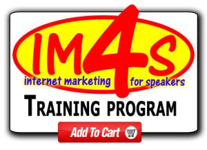Internet Marketing 4 Speakers Training