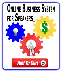 Online Business System for Speakers