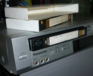 VHS video conversion service