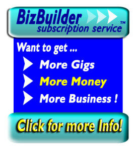 Business Builder service for speakers