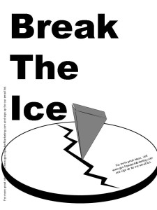 Break The Ice - Email Marketing Secret 1